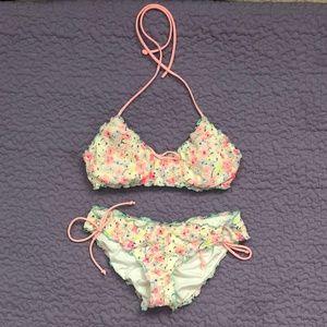 Victoria's Secret Floral Print Bikini